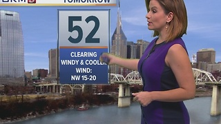 Bree's Evening Forecast: Friday, Nov. 18, 2016 - Video