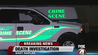 Son detained as deputies investigate death of East Naples woman - Video