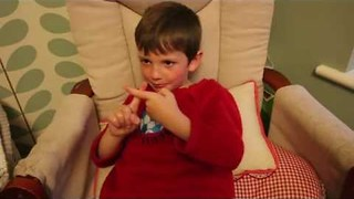 Hilarious Irish Kid Rants About 'The Youth These Days' - Video