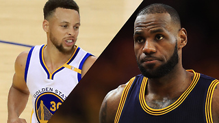 Steph Curry and Lebron DANCE! NBA Finals Game 2 Highlights - Video