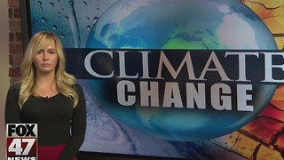 Protestors speak out against climate denial cabinet - Video