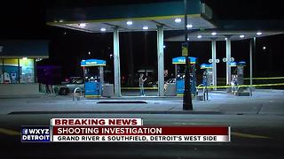 Detroit police investigating after woman shot on Detroit's west side - Video