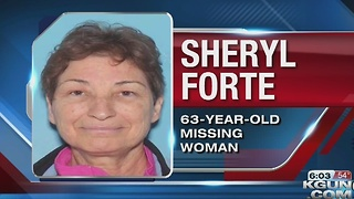 Woman missing from Oro Valley - Video