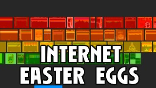 10 Weirdest Internet Easter Eggs - Video