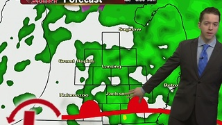 Dustin's First Alert Forecast 1-16 - Video