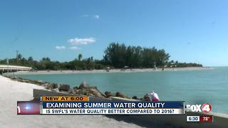 Is Southwest water quality better this summer?