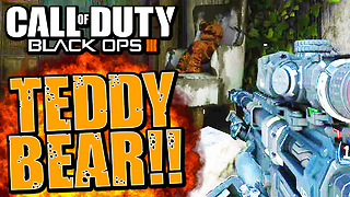 Black Ops 3: 'Teddy Bear' Easter egg location on Exodus - Video
