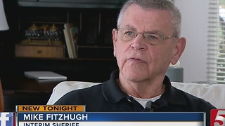 Interim Rutherford Co. Sheriff Talks Big Plans For Department - Video