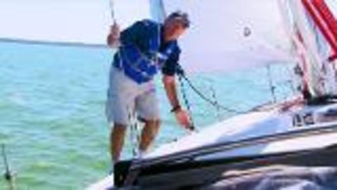 Sailing Tips - Adjust Fairleads