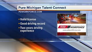 Workers Wanted: 50 test car drivers needed to evaluate new cars - Video