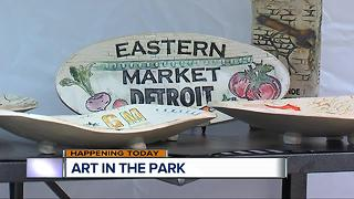 Last Day For Art In The Park - Video