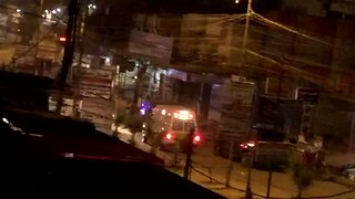 Injured in Mosul Market Suicide Bombing Transported by Ambulances - Video