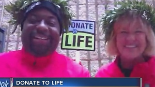 Local Organ Donor, Recipient, Participate in Rose Bowl Parade - Video