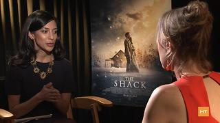 Radha Mitchell says 'The Shack' isn't your typical movie - Video