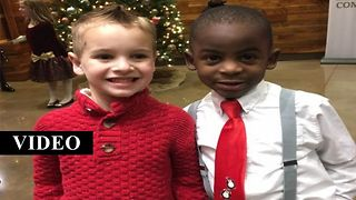 5-Year-Old Boy's Haircut Wish Goes Viral - Video