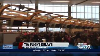 Atlanta's airport power outage grounding flights: Tucson impact - Video