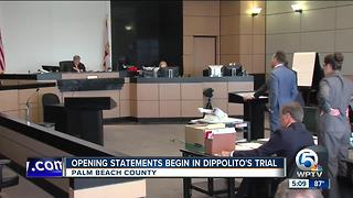 Dippolito: Opening statements begin - Video