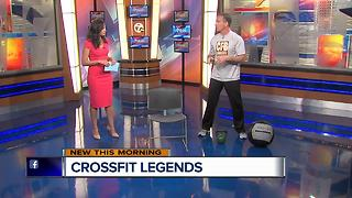 Crossfit Legends Classes - Video
