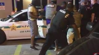 Markeith Loyd being taken into custody after a weeklong manhunt - Video