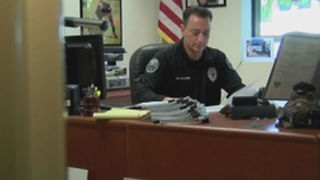 Police see consistent number of applicants - Video