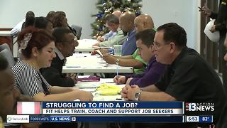 Foundation for an Independent Tomorrow talks about free job training - Video