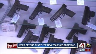 KCPD prepares for New Year's celebrations