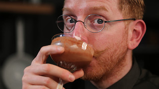 Paul A. Young's seedlip chocolate sour recipe - Video