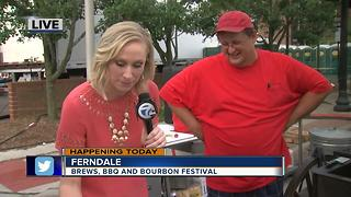 Brews, BBQ & Bourbon 8am - Video