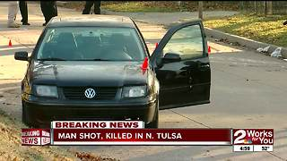 TPD investigates Tulsa's 80th homicide in 2017 - Video