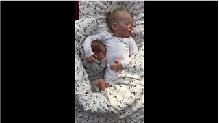 Is this the cutest baby video of all time?