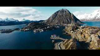 Filmmaker Captures Breathtaking Drone Footage of Norway - Video
