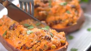 Mexican Sweet Potatoes - Video