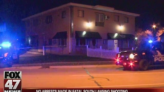 Man dead after shooting in South Lansing - Video
