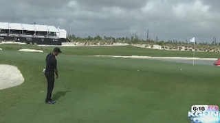 Tiger Wood's returns to competitive golf - Video