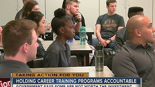 LIST: Tampa Bay area schools fail test for manageable debt-to-earning potential for grads - Video