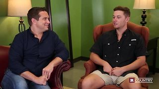 Scotty McCreery with Hunter Kelly on his birthday plans | Rare Country - Video