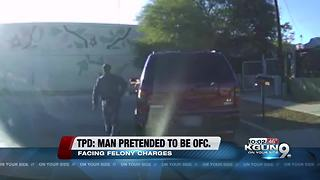 Tucson Police looking for victims pulled over by fake officer - Video