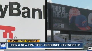 Tentative partnership between Uber & Buffalo venues - Video