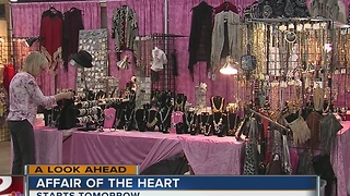 Affair Of The Heart Return To Tulsa - Video