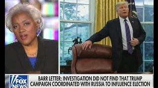Fox's Ed Henry Challenges Donna Brazile: Will You Now 'Accept the President' as Legitimate?