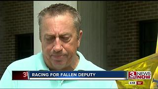 Racing for fallen Deputy Burbridge - Video