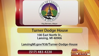Turner Dodge House Festival of Trees -12/15/16 - Video