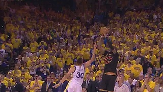 Wall Street Journal says Kyrie Irving's was the greatest shot in NBA history. News 5 at 5pm - Video