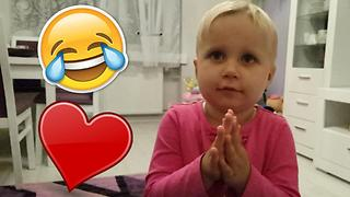 This CUTE BABY Will Make You LAUGH Till You CRY - Video