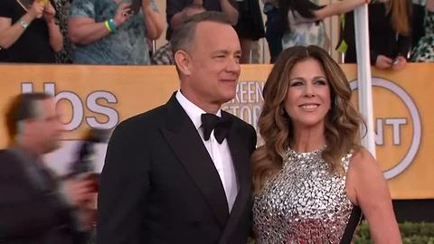 Tom Hanks wins tabloid apology over false marriage claims