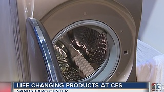 CES not just about fancy cars, computers and robots - Video