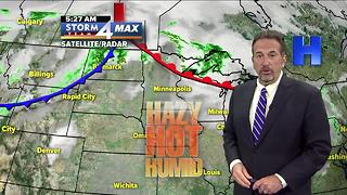 Scott Steele's Saturday morning Storm Team 4cast - Video