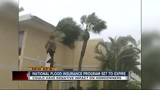 Popular flood insurance program in jeopardy if Congress doesn't save it - Video