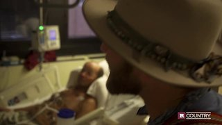 Drake White performs at Denver VA Hospital | Rare Country - Video