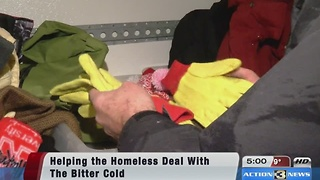Homeless shelter in need of donations - Video